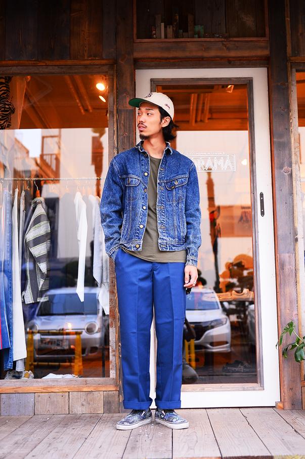 Diorama Clothing Store VANS