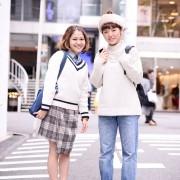(左)ともさん(右)横井渚さん