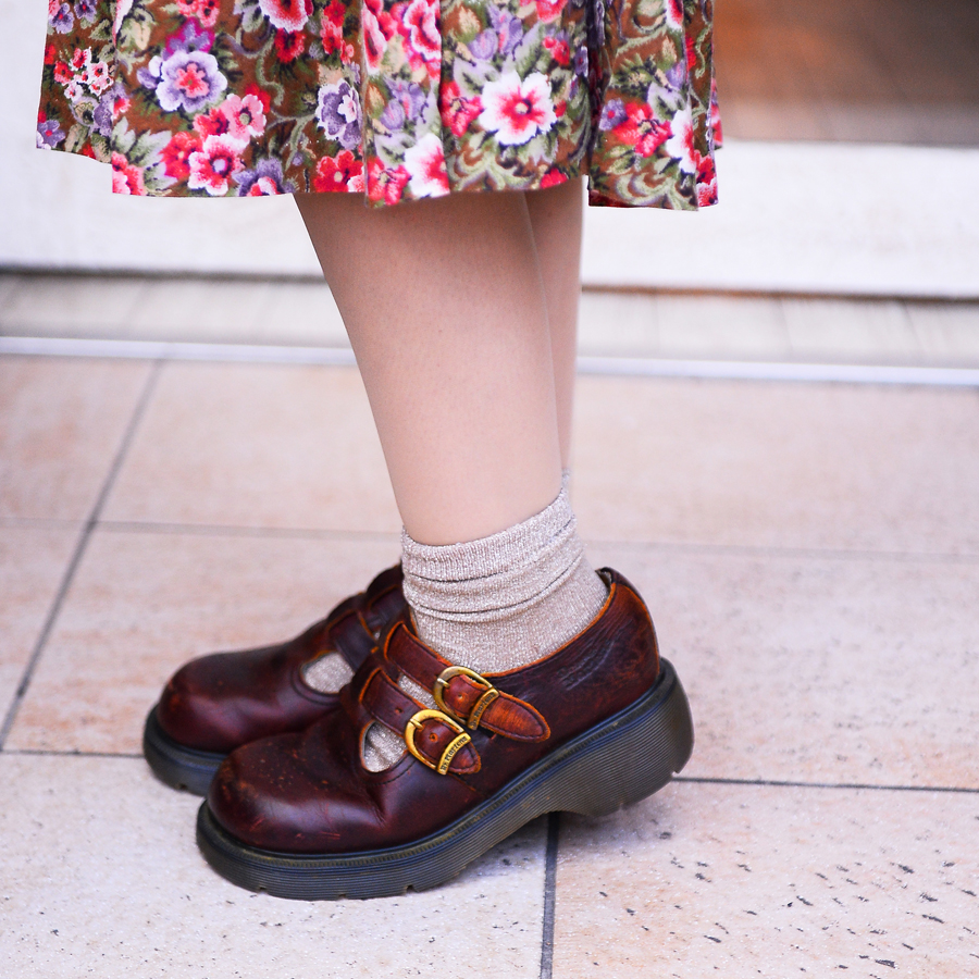 CRUNCH Lady's_Dr.Martens
