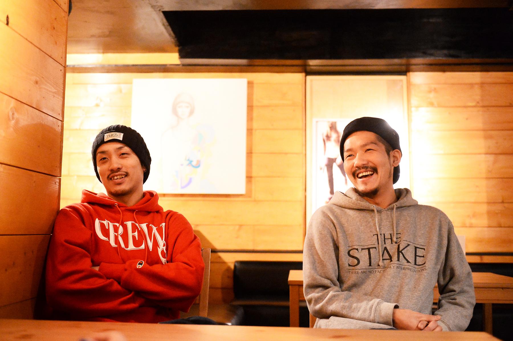 『ANACT』の吉川さんと佐野さん