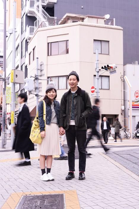 (左)きんぐさん(右)藤代慧さん