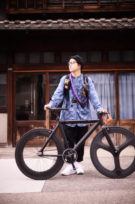 Toshiさん