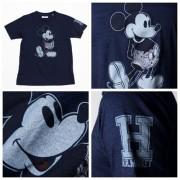 「BLUE BLUE」×「Disney」