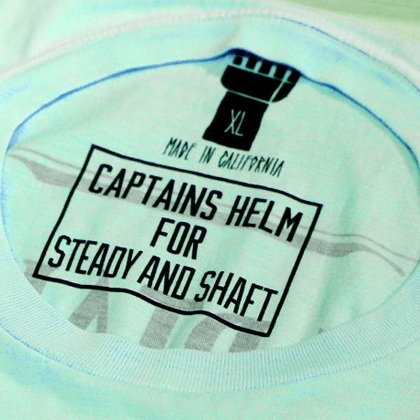 CAPTAINS HELM×STEADY & SHAFT