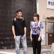(左)藤谷大雅さん(右)やのちんさん