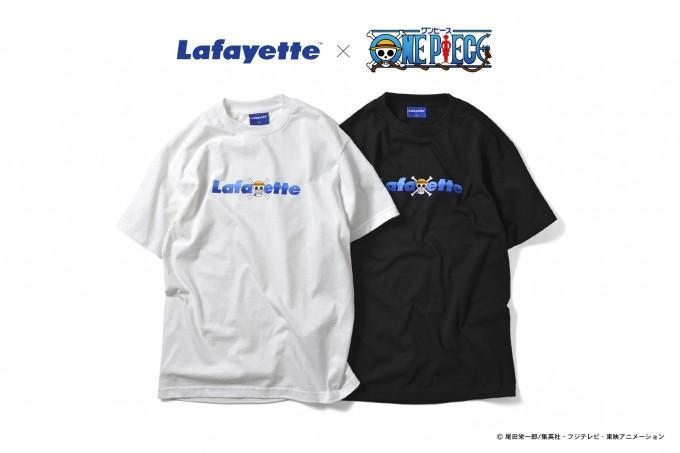 Lafayette × ONE PIECE