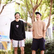 (左)キムさん(右)レイちゃん