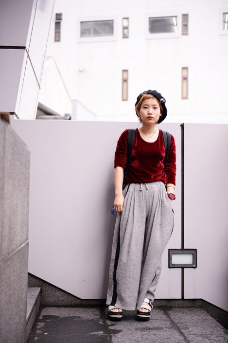 Ayaka Matsudaさん