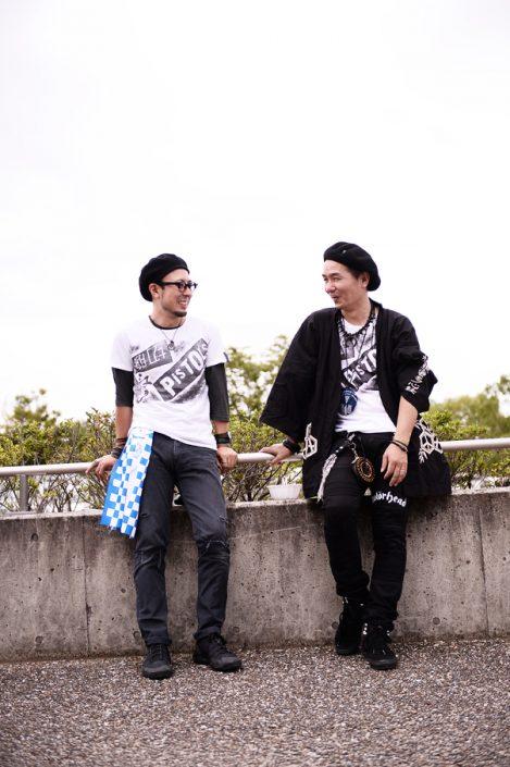 (左)澤田英敏さん(右)清水武晴さん