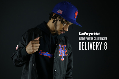 Lafayette × NEW YORK METS × NEW ERA